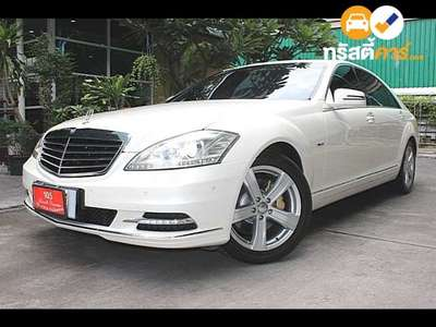 BENZ S-Class G-TRONIC S350 CDI BLUEEFFICIENCY 4DR SEDAN 3.0DTI 7AT 2010
