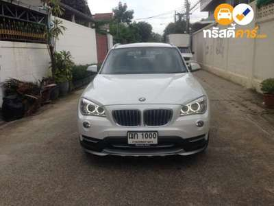 BMW X1 SDRIVE 20D M SPORT STEPTRONIC 4DR WAGON 2.0DTI 8AT 2016