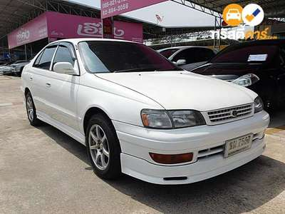 TOYOTA CORONA GLI 4DR SEDAN 1.6 4AT 1995
