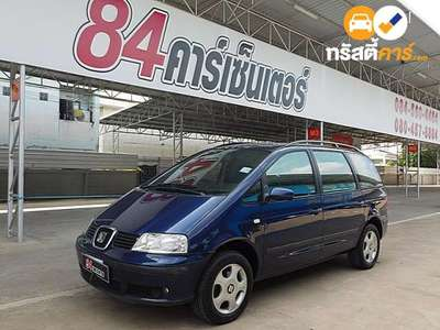 SEAT ALHAMBRA 7ST TIPTRONIC 4DR WAGON 1.9DTI 4AT 2001