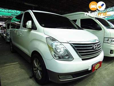 HYUNDAI GRAND STAREX VIP 7ST STAREX 4DR WAGON 2.5DCT 5AT 2013