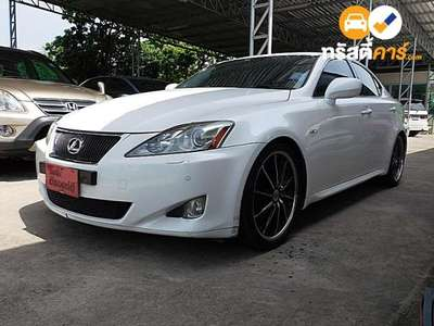 LEXUS IS PREMIUM 4DR SEDAN 2.5I 4AT 2007