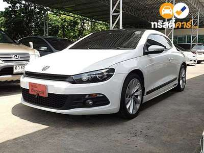 VOLKSWAGEN SCIROCCO TSI COMFORTLINE MULTITRONIC 2DR HATCHBACK 2.0ITS 6AT 2010