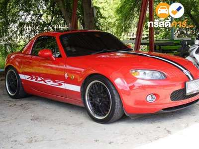 MAZDA MX-5 SA 2DR CONVERTIBLE 2.0I 6AT 2007