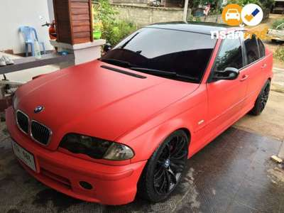 BMW Series 3 SE STEPTRONIC 318I 4DR SEDAN 2.0I 5AT 2002