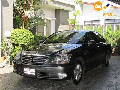 TOYOTA CROWN ROYAL SALOON 4DR SEDAN 3.0I 4AT 2006