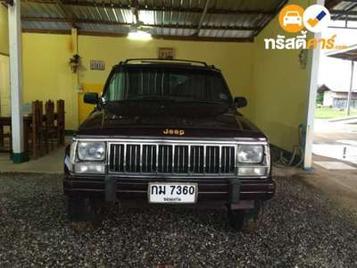 JEEP CHEROKEE LIMITED 7ST 4DR SUV 4.0I 4AT 1999