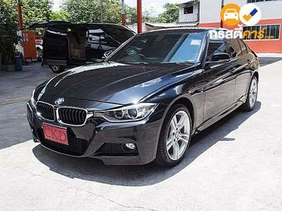 BMW Series 3 STEPTRONIC 320I 4DR SEDAN 2.0ITT 8AT 2015