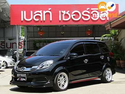 HONDA MOBILIO S CVT 4DR WAGON 1.5I 7AT 2016