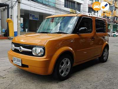 NISSAN CUBE CVT 4DR HATCHBACK 1.4I 5AT 2010