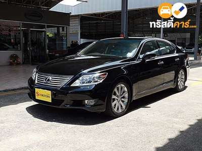 LEXUS LS SA 4DR SEDAN 4.6I 8AT 2010