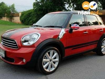 MINI COUPE D COUNTRY SA 4DR HATCHBACK 2.0DCT 6AT 2015