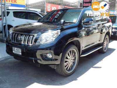 TOYOTA LAND CRUISER 7ST V8 4DR SUV 4.5I 4AT 2011