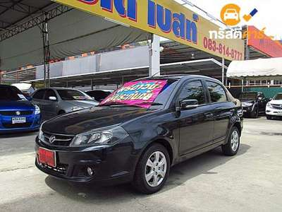 PROTON SAGA MEDIUM LINE 4DR SEDAN 1.3I 4AT 2011