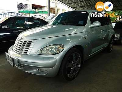CHRYSLER PT CRUISER CRUISER 4DR SEDAN 2.0I 4AT 2003