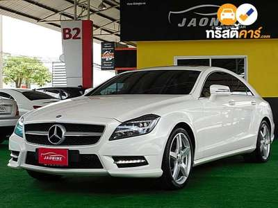 BENZ CLS-Class G-TRONIC CLS350 BLUEEFFICIENCY 4DR SEDAN 3.5TTI 7AT 2014