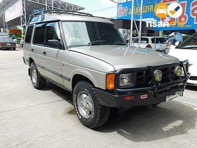 LANDROVER DISCOVERY V8I 4DR SUV 3.5I 4AT 1993