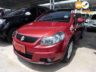 SUZUKI SX4 4DR SUV 1.6I 4AT 2012