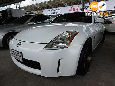 NISSAN 350 Z 2DR COUPE 3.5I 5AT 2010