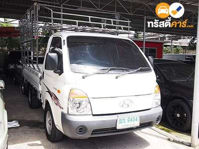 HYUNDAI H-100 SINGLE CAB 2DR TRUCK 2.5DCT 5MT 2011