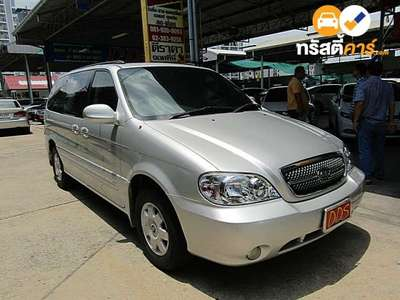 KIA CARNIVAL CEO II 7ST 4DR WAGON 2.4I 4AT 2006