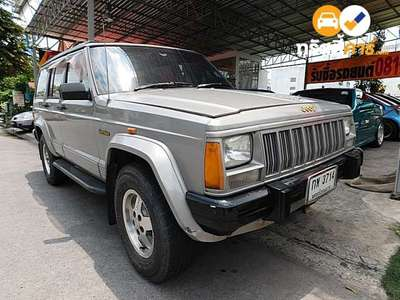 JEEP CHEROKEE LIMITED 7ST 4DR SUV 4.0I 4AT 1996