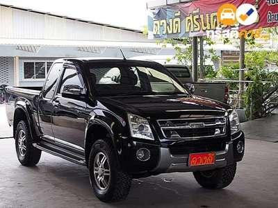 ISUZU D-MAX EXT. CAB HI-LANDER DDI I-TEQ 2DR PICKUP 2.5DCT 5MT 2011