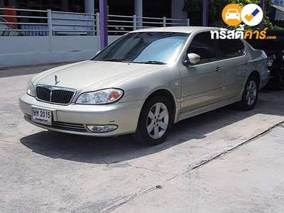 NISSAN CEFIRO EXECUTIVE 4DR SEDAN 2.0I 4AT 2004