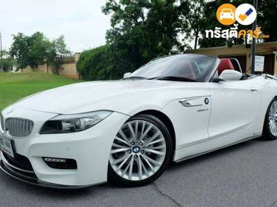 BMW Z4 SDRIVE 20I HIGHLINE STEPTRONIC 2DR CONVERTIBLE 2.0I 8AT 2014