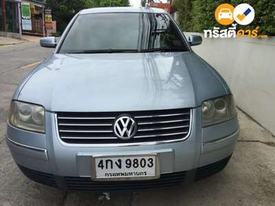 VOLKSWAGEN PASSAT TDI SA 4DR SEDAN 1.9DTI 5AT 2003