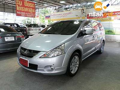 MITSUBISHI SPACE WAGON GT 7ST SA WAGON 4DR WAGON 2.4I 4AT 2011