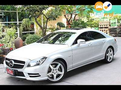 BENZ CLS-Class SHOOTING BRAKE G-TRONIC CLS250 CDI AMG 4DR WAGON 2.1DTT 7AT 2015
