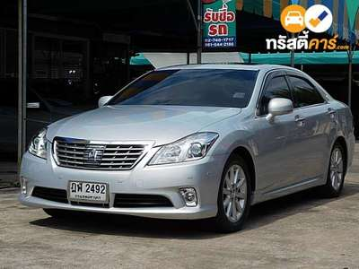 TOYOTA CROWN ROYAL SALOON 4DR SEDAN 3.0I 4AT 2010