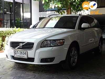 VOLVO V50 FWD 2.0I (CBU) 4DR WAGON 2.0I 0AT 2010