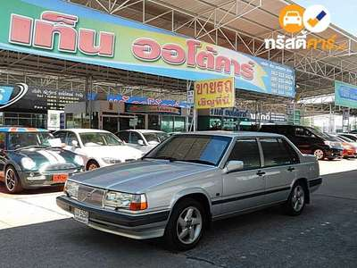 VOLVO 940 CLASSIC 4DR SEDAN 2.4I 4AT 1997