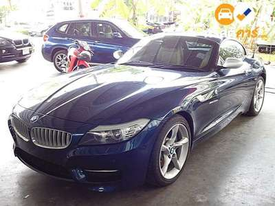 BMW Z4 SDRIVE 35IS 2DR CONVERTIBLE 3.0TTI 7AT 2012