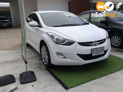 HYUNDAI ELANTRA GLS 4DR SEDAN 1.8I 4AT 2012