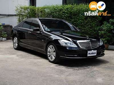 BENZ S-Class G-TRONIC S350 CDI BLUEEFFICIENCY 4DR SEDAN 3.0DTI 7AT 2011