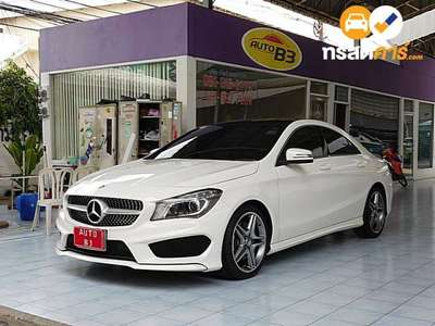 BENZ CLA-Class SHOOTING BRAKE SPORT DCT CLA250 AMG 4DR SEDAN 2.0TI 7AT 2015