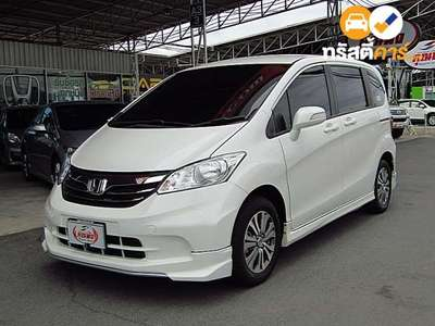 HONDA FREED E 7ST 4DR WAGON 1.5I 5AT 2015