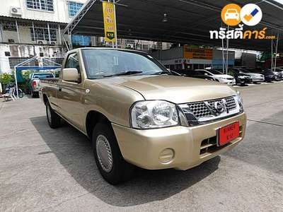 NISSAN FRONTIER SINGLE CAB AE 2DR PICKUP 2.5DTI 5MT 2007