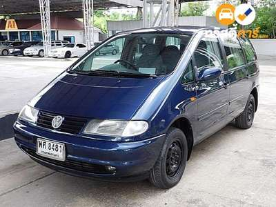 VOLKSWAGEN SHARAN 7ST 4DR WAGON 2.0I 4AT 1998