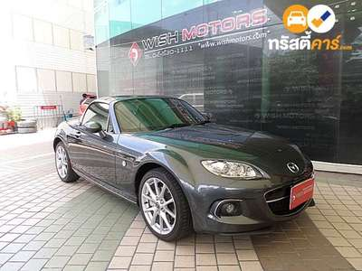 MAZDA MX-5 SA 2DR CONVERTIBLE 2.0I 6AT 2014