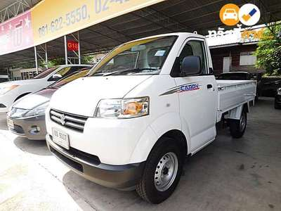 SUZUKI CARRY SINGLE CAB 2DR TRUCK 1.6I 5MT 2016