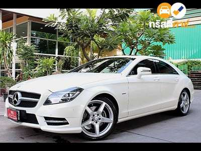 BENZ CLS-Class G-TRONIC CLS250 CDI AMG 4DR COUPE 2.1DTI 7AT 2012