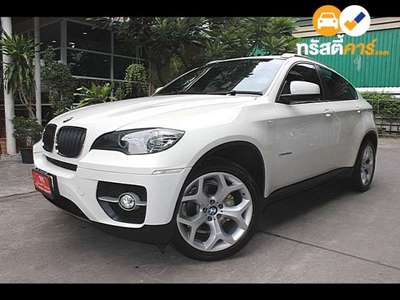 BMW X6 XDRIVE 30D STEPTRONIC 4DR SUV 3.0DTI 8AT 2012
