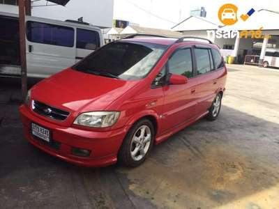 CHEVROLET ZAFIRA SPORT 7ST 4DR WAGON 2.2I 4AT 2003