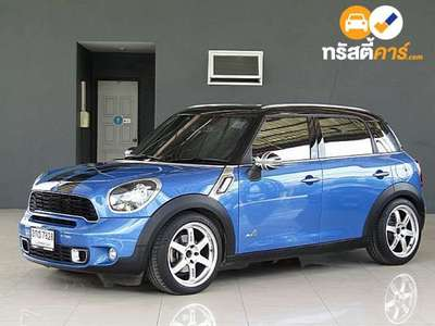MINI COUPE SD ALL4 COUNTRY SA 2DR HATCHBACK 2.0DCT 6AT 2014