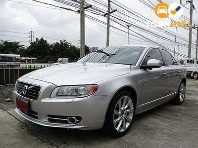 VOLVO S80 T4 SA 4DR SEDAN 2.0TC 6AT 2012