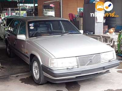 VOLVO 940 GLE 4DR SEDAN 2.3 4AT 1994